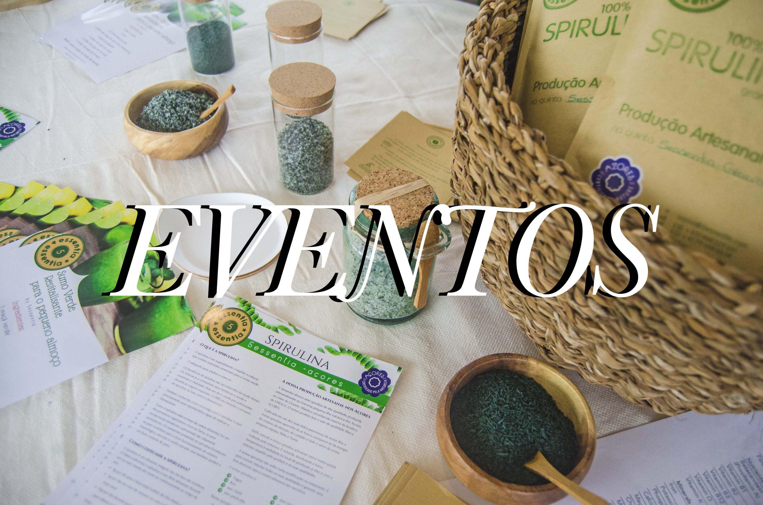 Eventos da 5esentia açores;